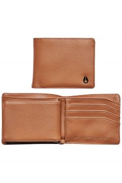 Nixon Pass Vegan Leather Coin Wallet bruin(104307593)