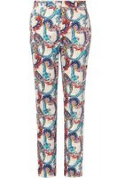 5-Pocket-Hose 5-Pocket-Hose Emilia Lay weiß/multicolor(111503151)