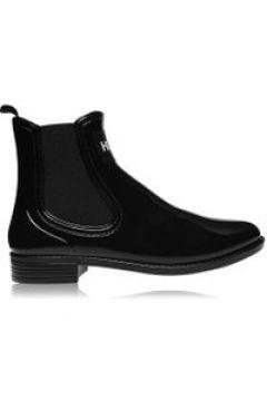 HUGO Rain Boots - Black 001(111095572)