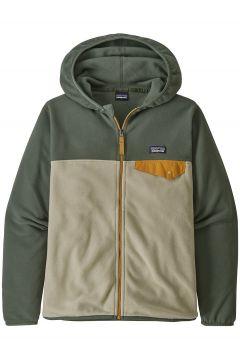 Patagonia Micro D Snap-T Fleece Jacket groen(111498683)