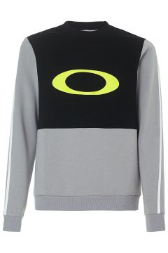 Oakley Jazz Hands Dwr Crew Neck Sweater zwart(104308700)