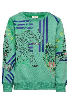 Julian Sweat-shirt Pullover Grün KENZO(108574993)