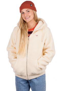 Iriedaily Arktis Fleece Zip Hoodie wit(103711786)