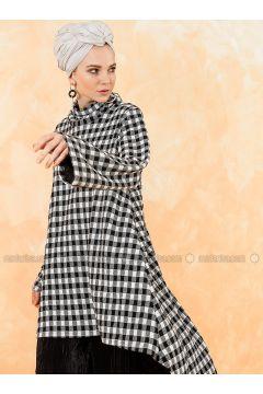 Polo neck - Stripe - Black - Sweat-shirt - Muni Muni(110330537)