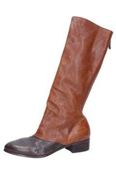 Bottes Moma bottes cuir(115503012)