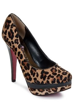 Chaussures escarpins Paris Hilton TYRA PONY(115392771)