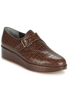 Chaussures Robert Clergerie NONKA-V.COCCO-CHOCOLAT(115388693)