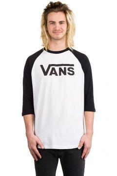 Vans Classic Long Sleeve T-Shirt wit(85168540)