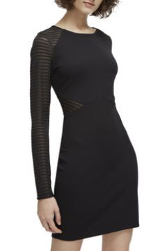 Robe French Connection Robe col rond manches longues(115622420)