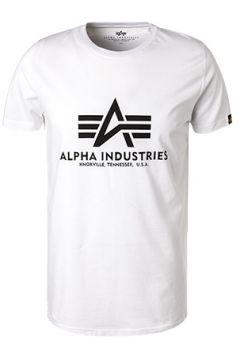 ALPHA INDUSTRIES Basic T-Shirt 100501/09(78669904)