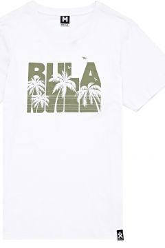 Bula Crest Kurzarm-T-Shirt - White(111132527)