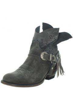 Bottes Sendra boots Bottes Deborah en cuir ref_sen43645 Gris(88524602)