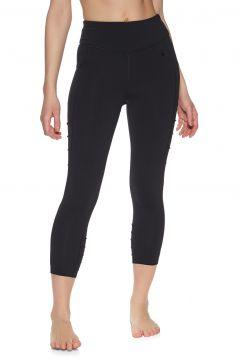 Smartwool Women\'s Merino Sport Capri Damen Leggings - Black(110372659)