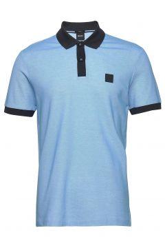 Phillipson 73 Polos Short-sleeved Blau BOSS(114468394)