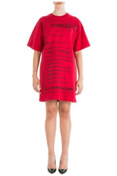 Women's short mini dress short sleeve(89582952)