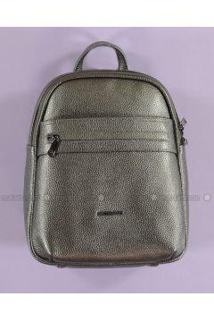 Gray - Backpacks - Marjin(110338084)
