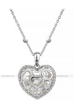 Silver tone - Necklace - Monemel(110312847)