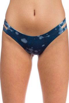Hurley Quick Dry Max Bleach Days Bikini Bottom blauw(114566073)