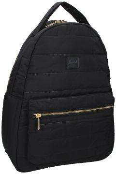 Herschel Nova Mid-Volume Quilted Backpack zwart(102745891)