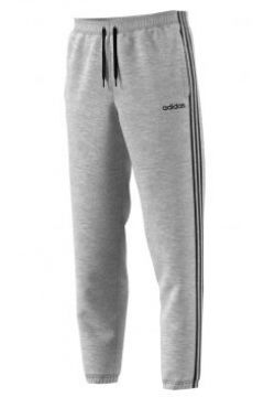 Adidas - Essentials 3-Stripes Pants Ft - Graue Sweathose(111088522)