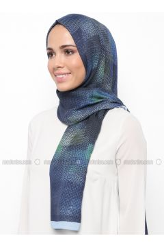 Multi - Printed - Shawl - Karaca Eşarp(110342662)