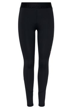 ONLY Meshdetail Trainingstights Damen Schwarz(108623361)