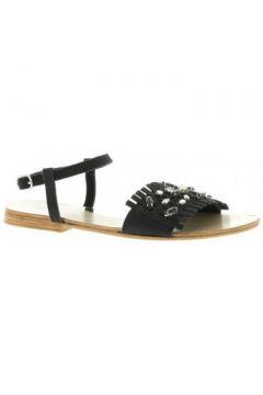 Sandales Elizabeth Stuart Nu pieds cuir(98529093)
