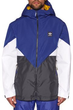 Adidas Snowboarding Premiere Riding Snowboard-Jacke - Active Blue Carbon Cream White(100265922)