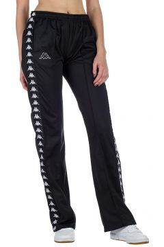 Kappa Banda Wastoria Snaps Jogging Pants black/white(97839746)