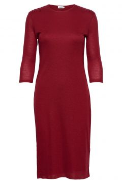 Liana Dress Kleid Knielang Rot FILIPPA K(98378334)