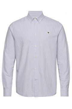 Ted Shirt Hemd Business Blau WOOD WOOD(108574162)