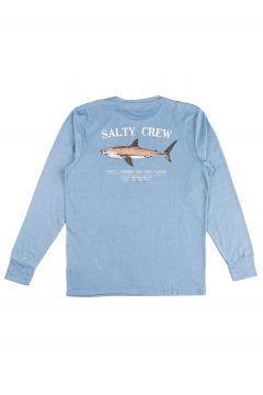 Salty Crew Bruce Longsleeve Lycra blauw(116175222)