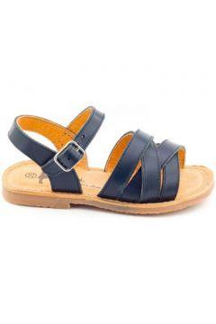 Sandales enfant Boni Classic Shoes Sandales en cuir à boucles - IRIS(115394405)