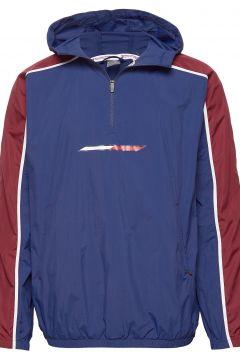 1/2 Zip Windbreaker Outerwear Jackets Anoraks Blau TOMMY SPORT(109200429)