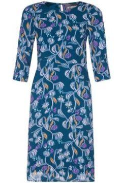 Robe Anastasia - Robe droite � fleurs pour femmes, vert(101544126)