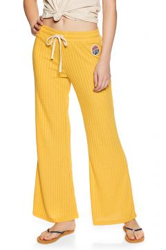 Pantalons de Jogging Femme Rip Curl Boardwalk Pant - Yellow(111327258)