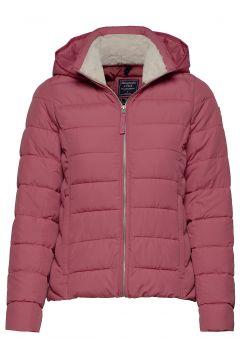 Packable Puffer Coat Gefütterte Jacke Pink ABERCROMBIE & FITCH(114157085)