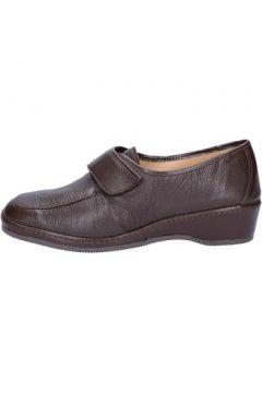 Chaussures Susimoda sneakers marron cuir AC61(115393572)