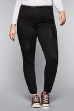 Sheego Jeans Sheego black Denim(111503618)