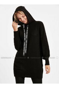 Black - Tunic - LC WAIKIKI(110328214)