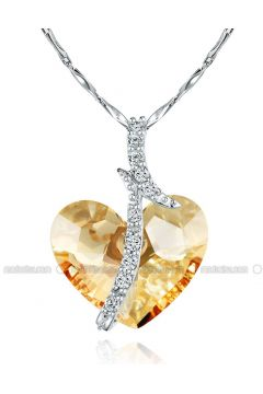 Silver tone - Necklace - Monemel(110312829)