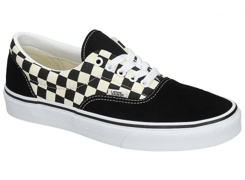 Vans Primary Check Era Sneakers zwart(85196415)