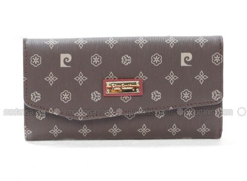 Brown - Wallet - Pierre Cardin(100923644)