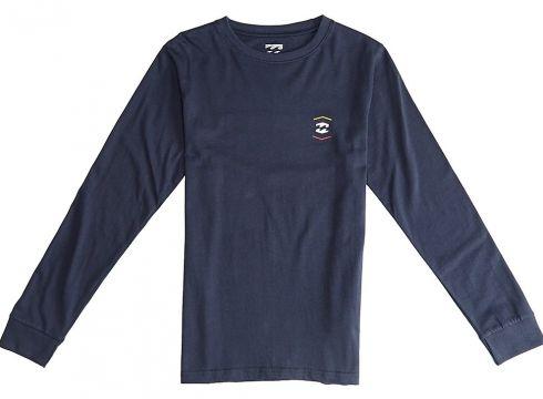Billabong Vista Long Sleeve T-Shirt blauw(96712431)