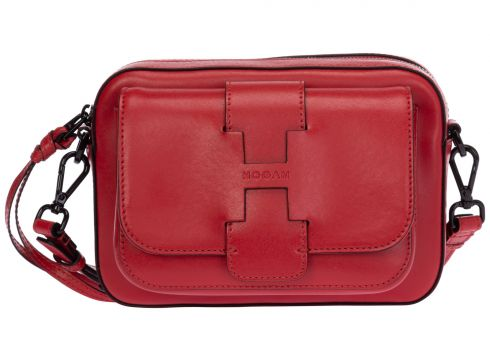 Women's leather cross-body messenger shoulder bag(117038833)