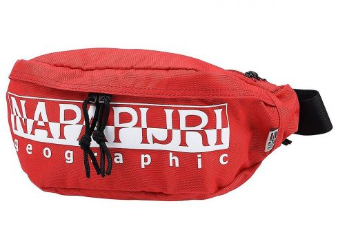 Napapijri Happy Hip Bag rood(100797292)