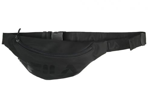 Fila Slim Pu Hip Bag zwart(94104929)