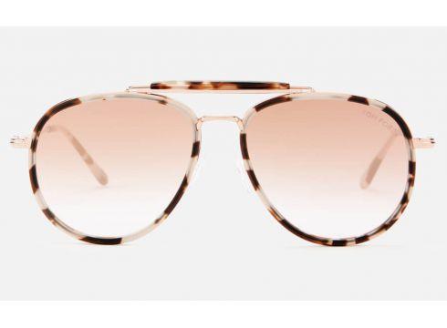 Tom Ford Women\'s Tripp Sunglasses - Coloured Havana/Gradient(89038865)