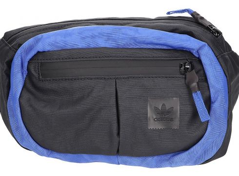 adidas Skateboarding Daily Hip Bag multicolor/white/bold gre(97845261)