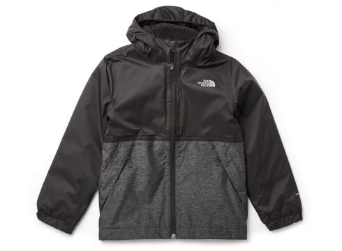 The North Face Boys\' Warm Storm Jacket - TNF Black - 6 years/XS - Schwarz(62193504)